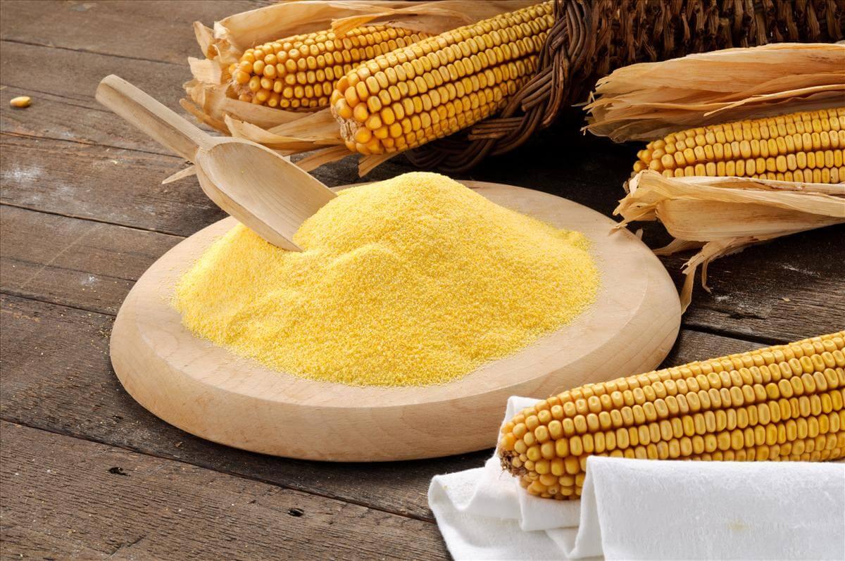 Для чего нужна кукурузная мука