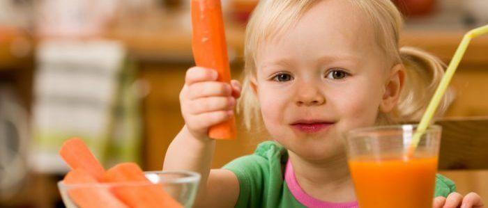 Морковный сок для иммунитета