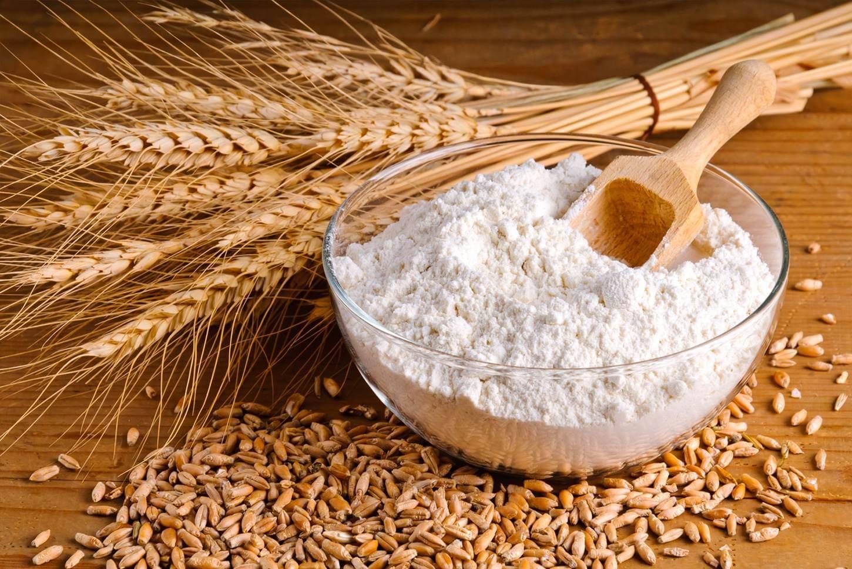 Как сделать муку пшеничную фото 159