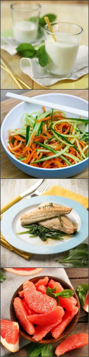Питание при капустной диете