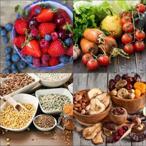 Разрешенные продукты при овсяной диете