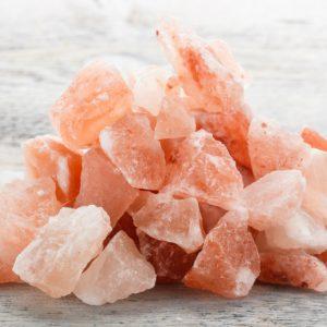 Розовый минерал