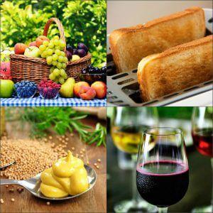 Сочетающиеся продукты с сыром