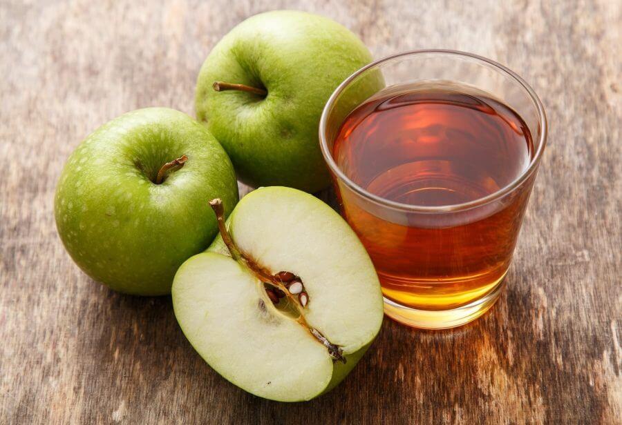 Консервация натурального яблочного сока