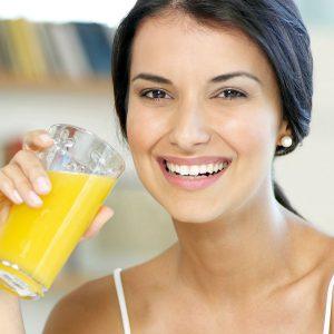 Употребление апельсинового сока