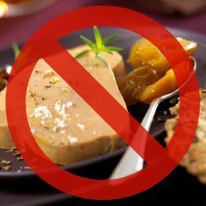 Запрет на приготовление фуа гра