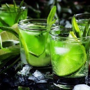 Безалкогольный газированный напиток