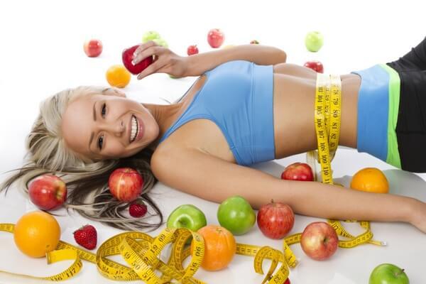 Фруктовая диета для похудения, меню на неделю диеты на фруктах