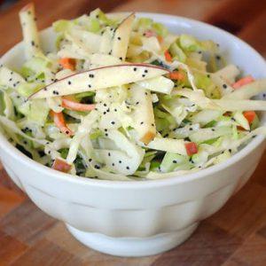 Кисло-сладкий салат