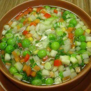 Классический суп