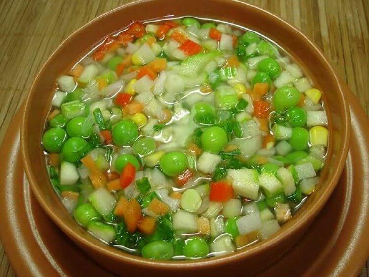 рецепт боннского супа для похудения
