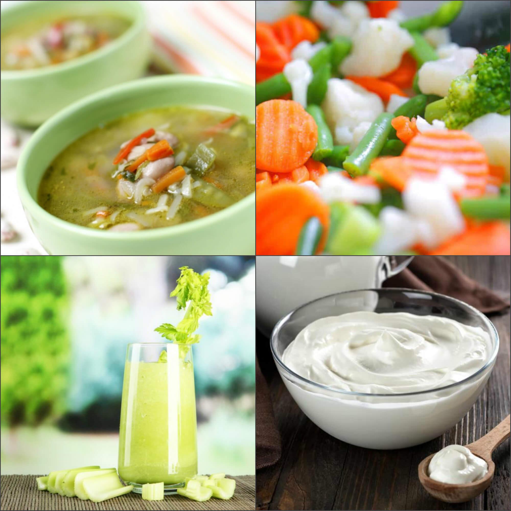 диета на сельдереевом супе 7 дней меню на каждый день