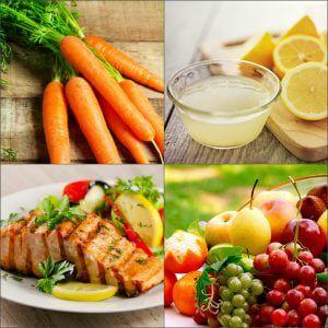 Меню японской бессолевой диеты на девятый день