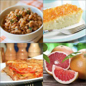 Обеденные блюда вегетарианской диеты на месяц
