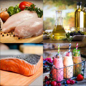 Разрешенные продукты при гипохолестериновой диете