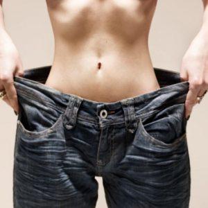 Резкое снижение массы тела
