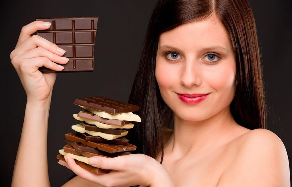Шоколадная диета на 7 дней результаты