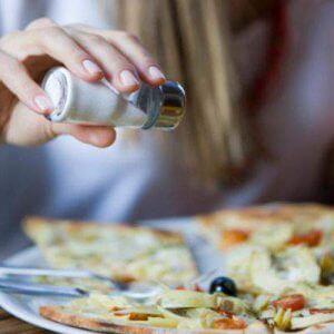 Употребление соли