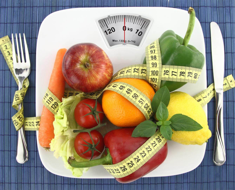 Вегетарианское меню для похудения и диет