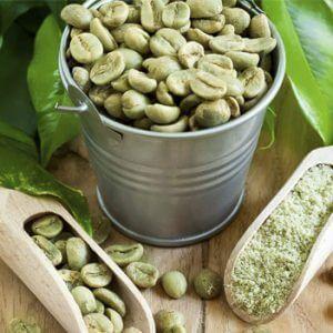 Виды зеленого кофе