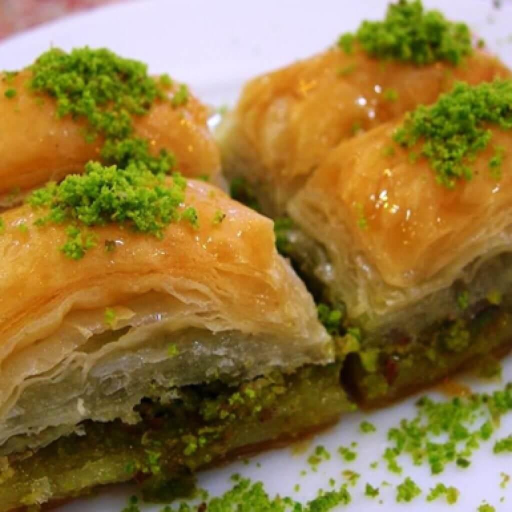 Пахлава армянская рецепт пошагово в