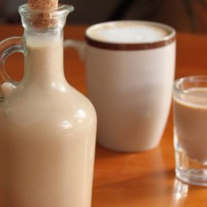 Молочная водка