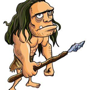 Пещерный человек