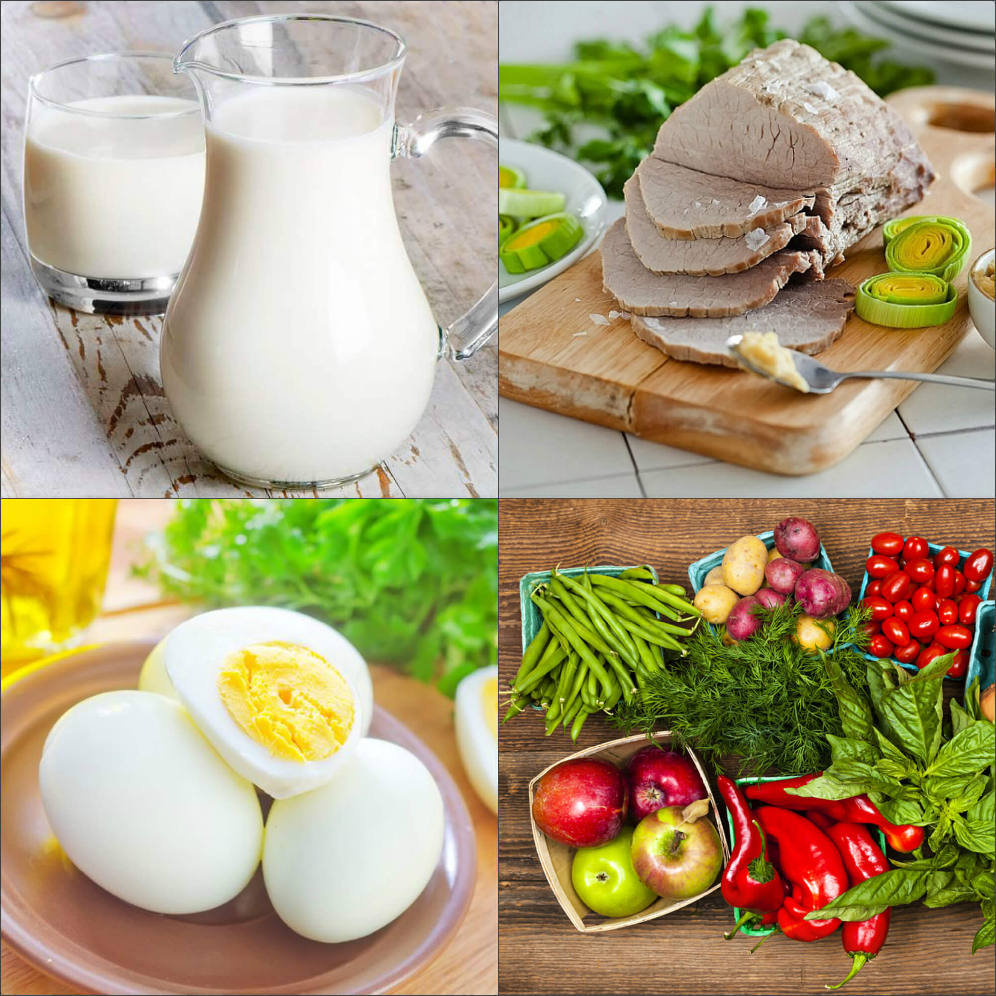 суть правильного питания для похудения