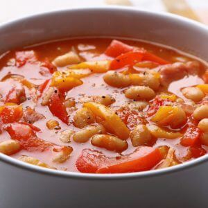 Углеводный суп