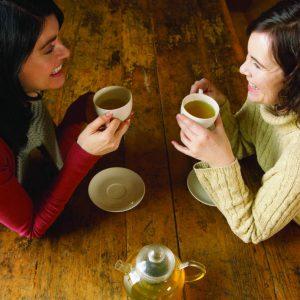 Употребление зеленого чая