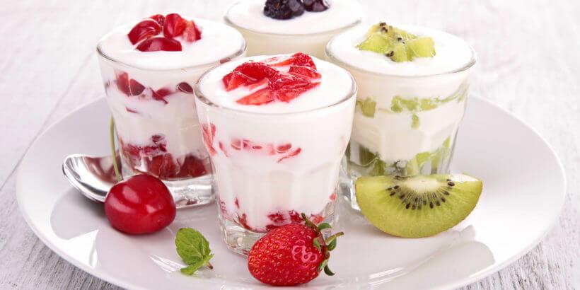 Йогуртовая диета: меню на 7 дней для похудения на 10 кг, творожная.