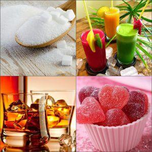 Запрещенные продукты в период диеты