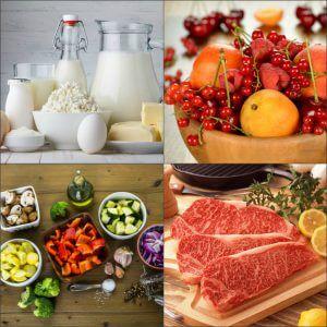 Доступные продукты диеты Ольги Картунковой