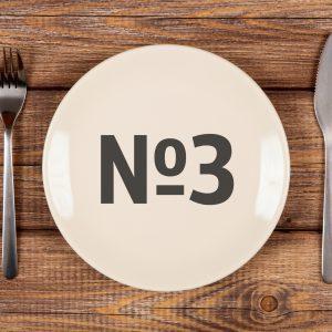 Лечебная диета №3