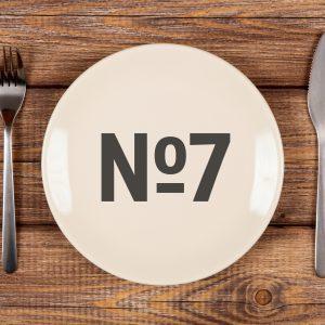 Лечебная диета №7