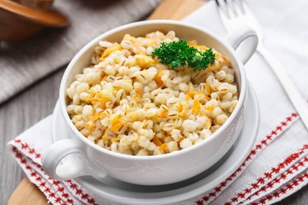 Рисовая диета королевой