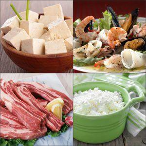 Разрешенные продукты при диете Гераблайф