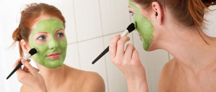 Укропная маска