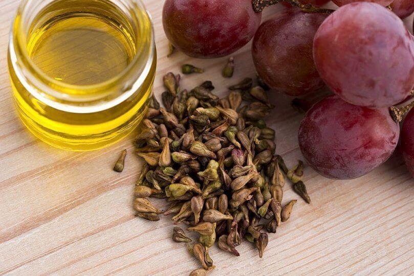 Виноградные косточки и их целебные свойства