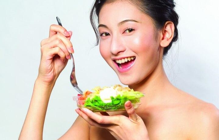 Диета японская объем жиров
