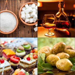 Запрещенные продукты при диете Ксении Бородиной