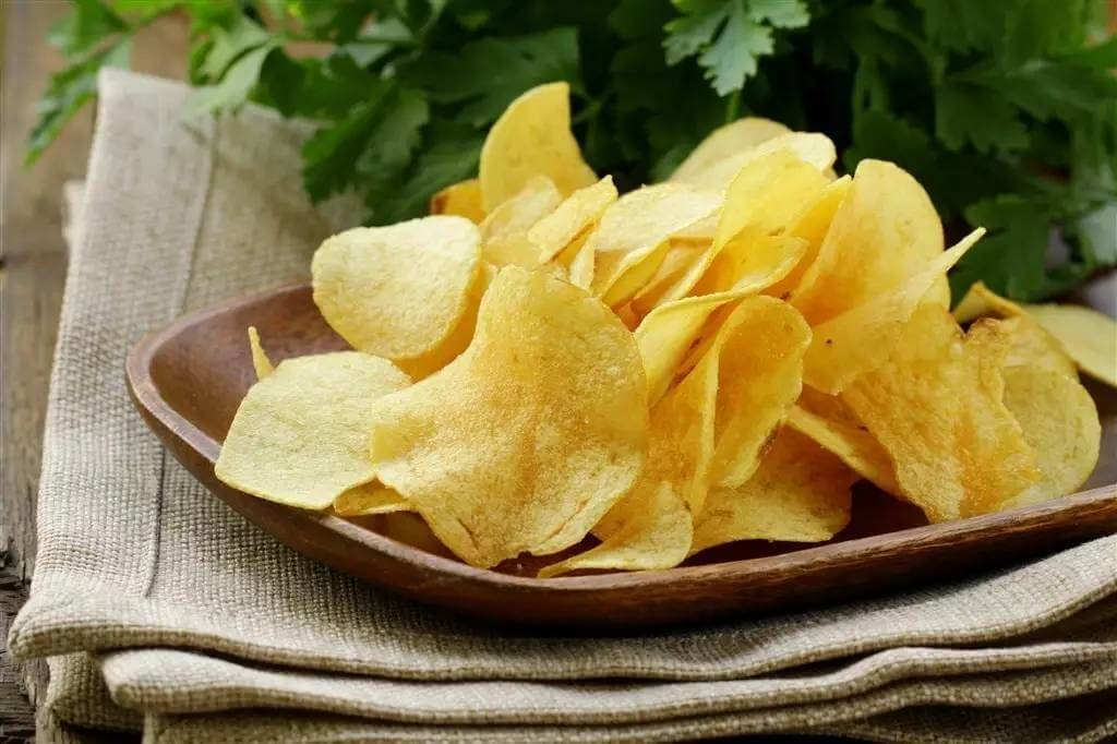 Картофельные чипсы в домашних условиях 337