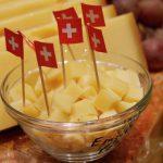 Сыр швейцарский