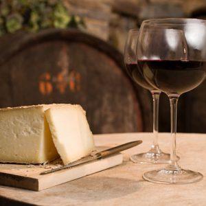 Вино и сыр
