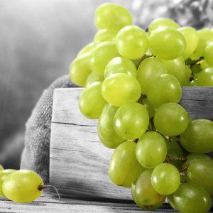 Виноград белых сортов