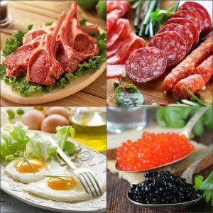 Запрещенные продукты при лечебной диете №13