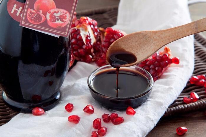 Гранатовый наршараб: как использовать, готовить, выбрать