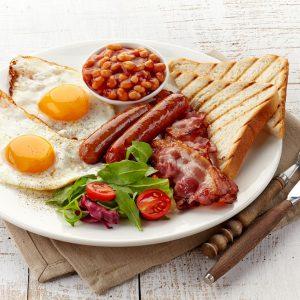 Калорийный завтрак