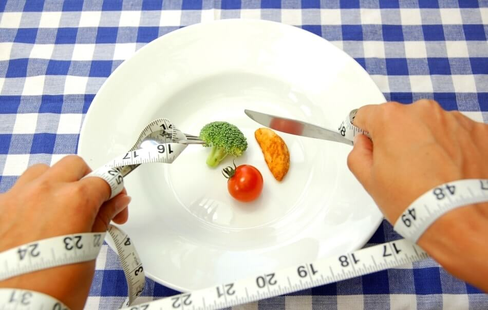 Меню низкокалорийной диеты для похудения с рецептами