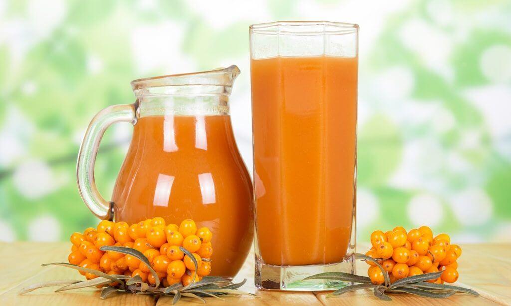 Полезные свойства сока облепихи - Народная медицина